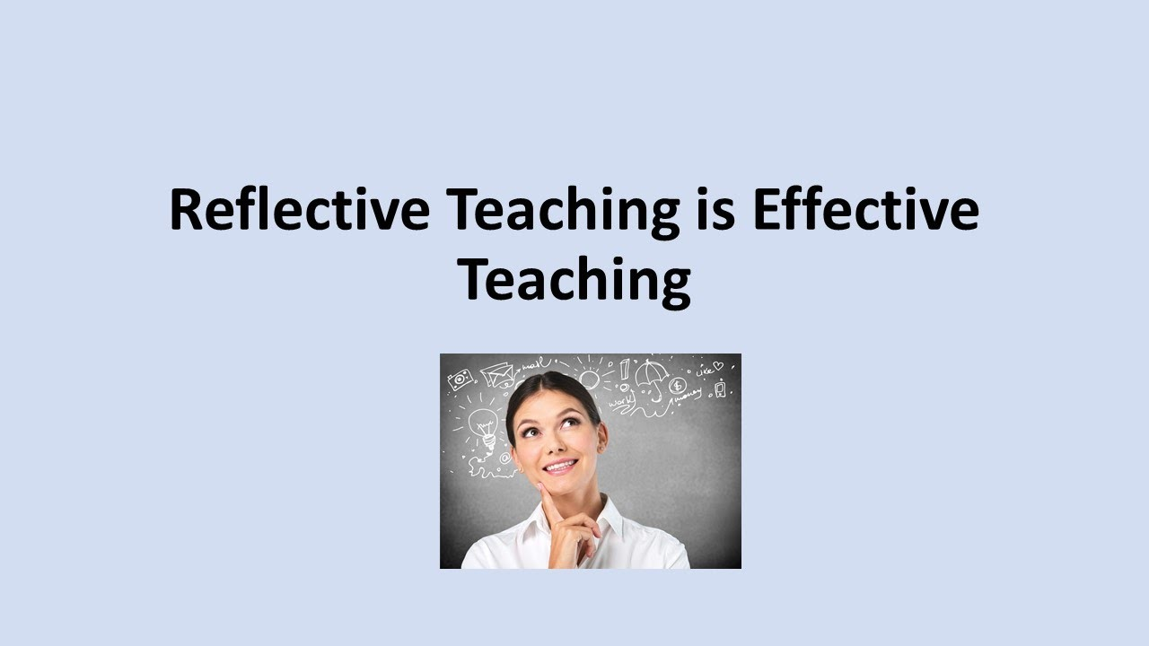 essay on teacher as a reflective practitioner Essay teacher as reflective practitioner and researcher classroom and behaviour management : teacher as reflective practitioner and researcher introduction teaching profession can be exciting and rewarding, but also very challenging.