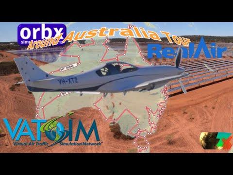GA Around Australia - Realair Lancair Legacy. Paraburdoo To Degrussa Mine