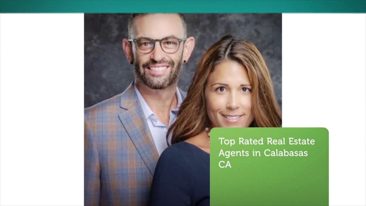 Robb & Nikki Friedman : Top Rated Real Estate Agents in Calabasas CA