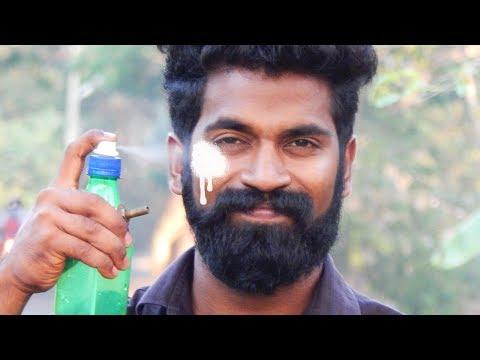 സ്പ്രേ പെയിന്റ് ഇണ്ടാക്കാൻ പഠിപ്പിക്കട്ടെ ഞാൻ ??? | How to make home made spray paint |