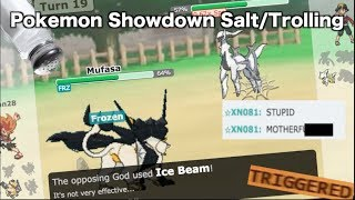 Pokemon Showdown Salt/Trolling COMPILATION #5