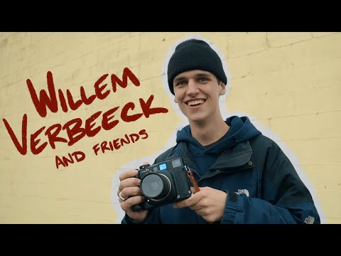 Shooting Film With Willem Verbeeck & Friends