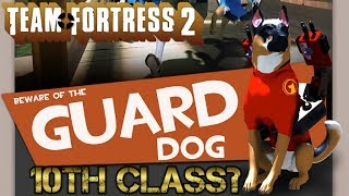 Tf2: Guard Dog - 10th Class?