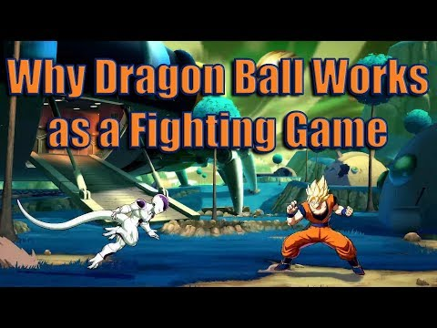 Why Dragon Ball Works as a Fighting Game | Dragon Ball FighterZ