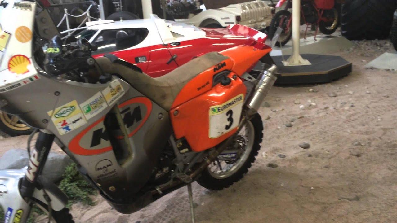 Ktm Dual Sport >> KTM 660 rally - YouTube