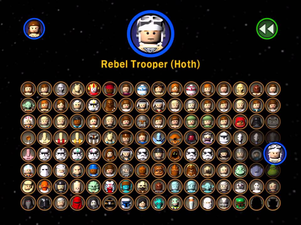 Lego Star Wars The Complete Saga All Characters And Vehiclesbetter