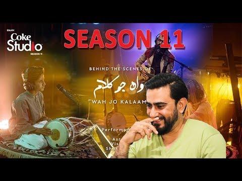 Wah Jo Kalaam, Asrar Shah, Shamu Bai, Coke Studio Season 11 Reaction