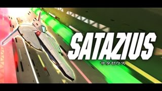 Satazius (サタゼウス) [PC Steam] - ALL Clear - No Miss - 1CC - Normal Mode - 3,436,620 pts - edusword