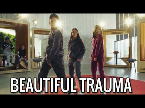 Bailey Sok, Vivien, and Sebastian ~ BEAUTIFUL TRAUMA by Pink | Noah Tratree Choreography