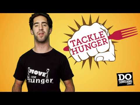 Tackle Hunger: Adam Lowy - YouTube