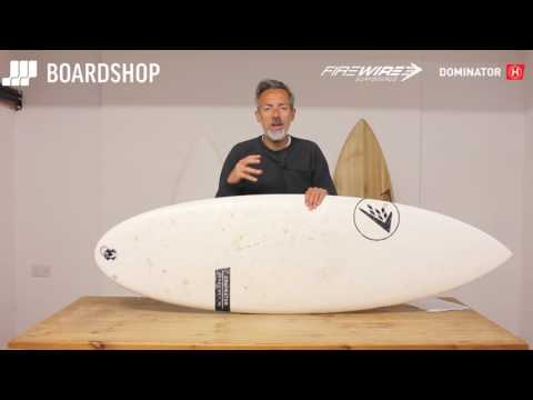 Firewire Helium Dominator Surfboard Review