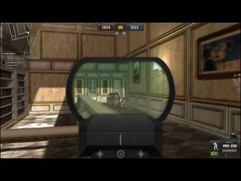POINT BLANK Hack ou Abilidade OSK ( Onee Shot Kill)