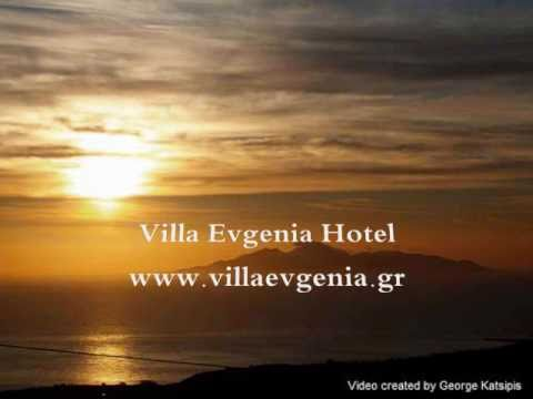 A Promotional video for Evgenia Villas & Suites