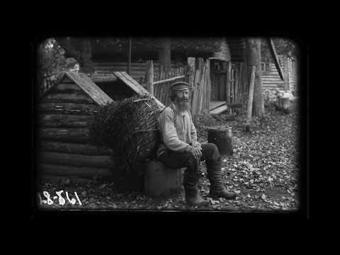 Жители Село Никольское / Residents Of The Village Of Nikolskoye 1925-1926