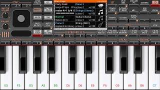 Is Tarah Se Aashiqui Ka Piano Tutorial | Imtihaan | Kumar Sanu | ORG PIANO LESSONS