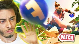 NEW EVENT AND INSANE PATCH! GREAT NEWS! -Fortnite, the
