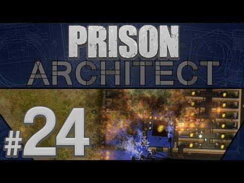 Prison Architect - Fire! - PART #24