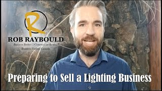 How to Sell a Lighting Business.