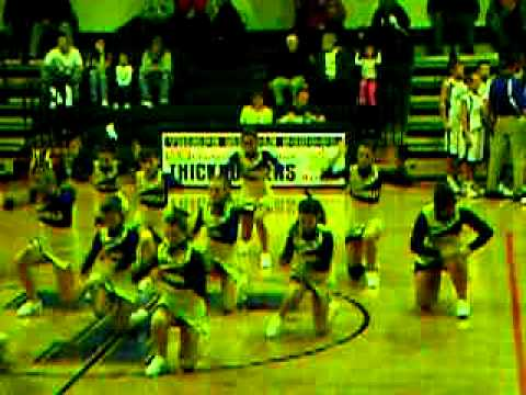 Wilbur Trimpe Middle School Cheerleaders :D
