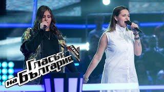 Ягода vs Никол – Runnin' (Lose It All) – Гласът на България 5 – Вокални двубои (22.04.2018)