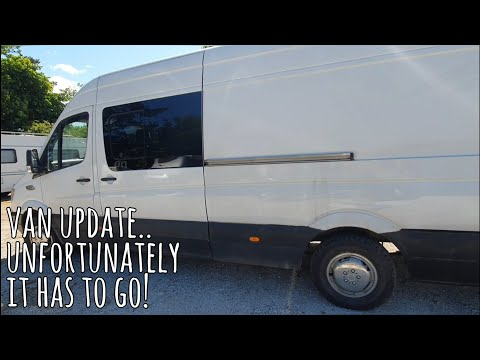 Finally will be saying Farewell to our Van | You'll be Shocked at what we found!