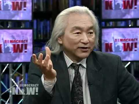 dr michio kaku on his new book physics of the future how science