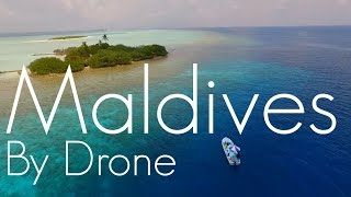 Beautiful Drone Video Over The Maldives – Featured Creator - Drone Zurich