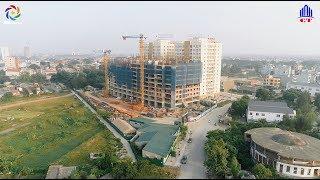 Tiến độ xây dựng chung cư Ruby Tower - Thanh Hóa