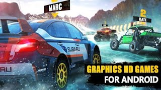 Top 10 High Graphics Racing Games for Android
