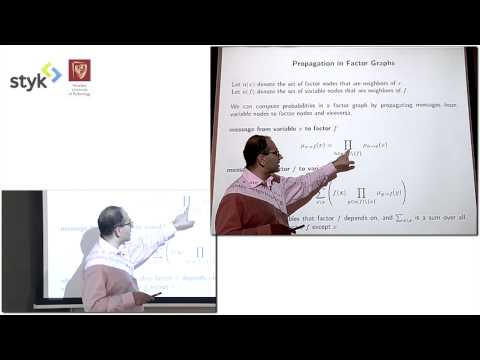 Lecture 2 (part 1): Graphical models: inference and structure learning
