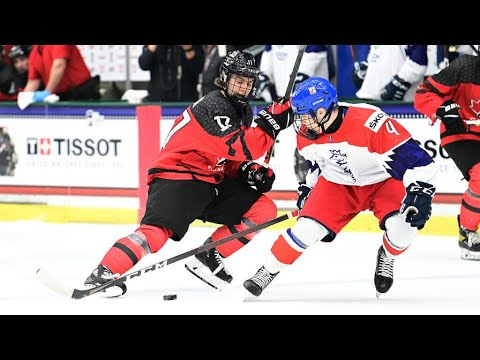 15-year-old Connor Bedard helps Canada to Gold after 13 points (7G, 6A) in 7 games at U18 World Juniors