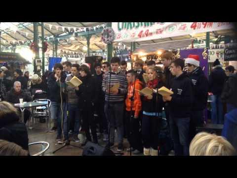 St George's market Christmas carols