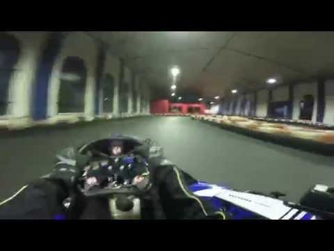 Karting : John Martin's Karting Floreffe - INITIAL KART - GoPro HERO4 Silver Edition