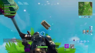 Fortnite GLEICH BLOCKBUSTER SKIN stream [English] GamioHD