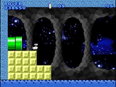 Super Mario Flash Galaxy Playthrough
