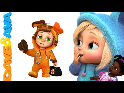 Miss Polly Had a Dolly | Nursery Rhymes and Kids Songs | YouTube Nursery Rhymes from Dave and Ava