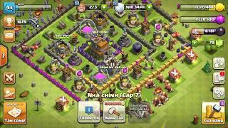 Clash of clans _ Mời ae vào clan