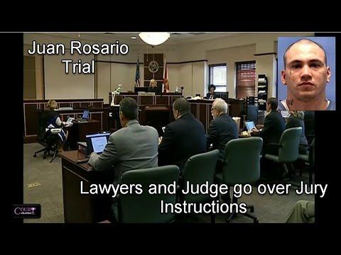 Juan Rosario Trial Day 3 Part 2 04/26/17