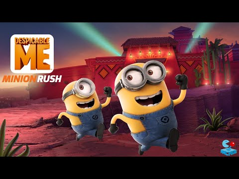 Despicable Me: Minion Rush Unlock New Characters Carl and Jerry - Funny Minion Games