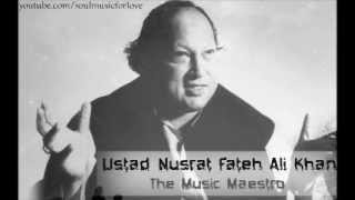 Yaara Tere Ton Sohna - Ustad Nusrat Fateh Ali Khan (with lyrics)