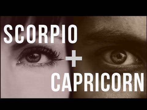 Scorpio & Capricorn Sun: Love Compatibility