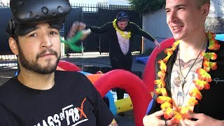 WET MULTIPLAYER VR • Behind the Cow Chop