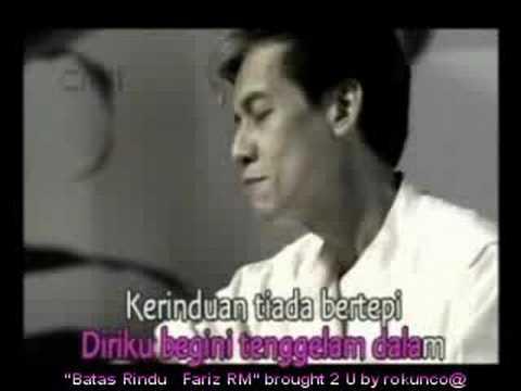 Fariz RM dengan versi baru lagu