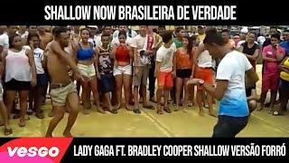 Shallow Now Brasileira de verdade 1milhão Juntos e Shallow Now