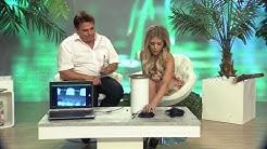 Katie Steiner zeigt tiefe Einblicke!!! - Endoskop-Kameras bei PEARL TV