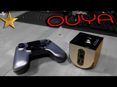 Reviewing OUYA Game Console I Forgot I Pre-Ordered! - Christ