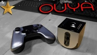 Reviewing OUYA Game Console I Forgot I Pre-Ordered! - Christmas Early in the Man Cave!