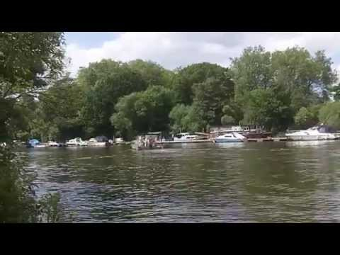 Richmond on Thames, Summertime