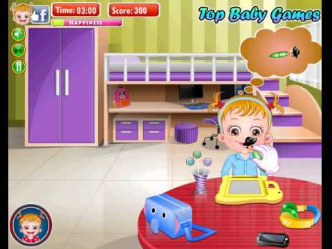 Онлайн игры Малышка Хейзел Все игры малышка Хейзел