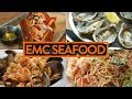 THE BEST MODERN ASIAN SEAFOOD RAW BAR! EMC - Fung Bros Food